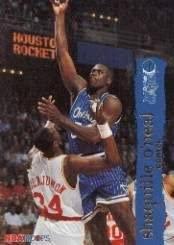 1995 Hoops #117 Shaquille O'Neal Near Mint/Mint