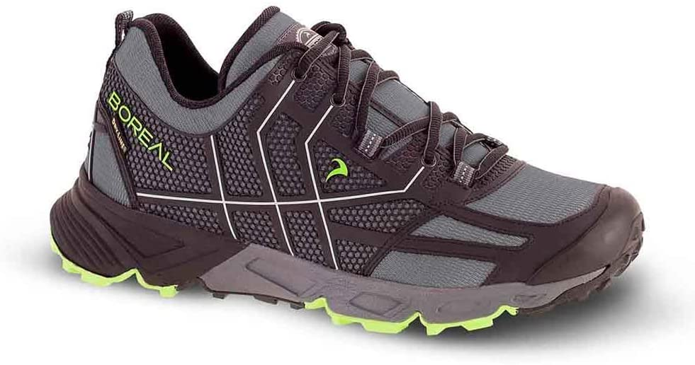 Boreal 61393 Unisex Adult Shoe, Multi-Colour, 6.5