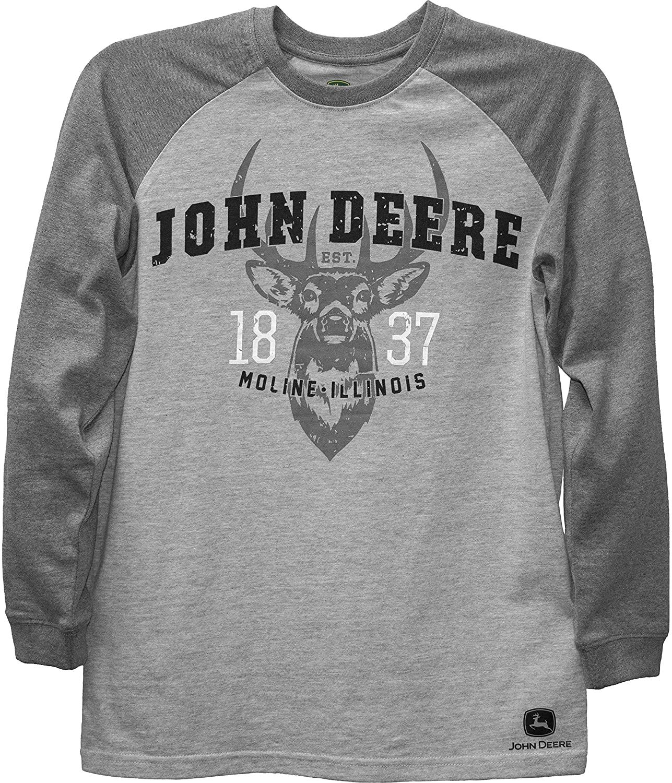 John Deere Boys' Tee