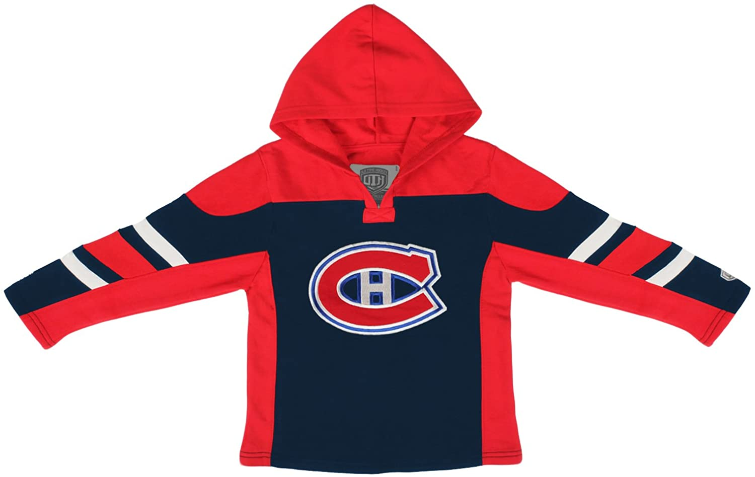 Old Time Hockey NHL Youth Drift Pullover Hoodie