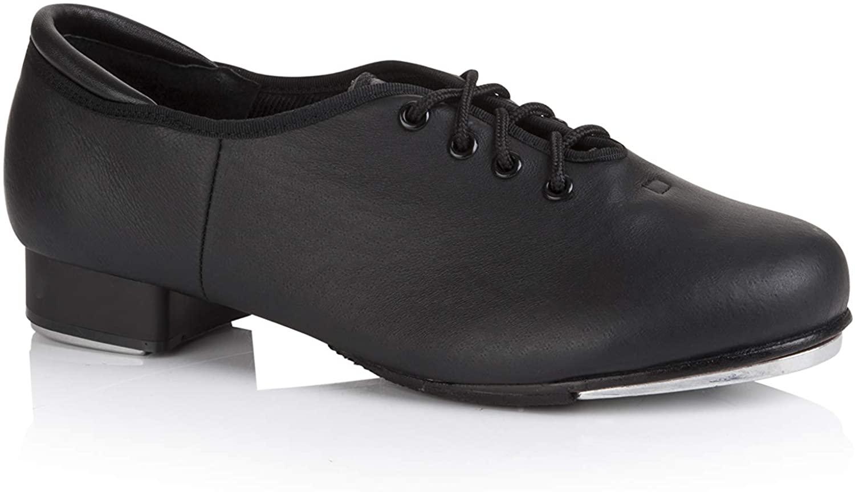 Freed of London Men's Tap Dance Shoe, Black, 7.5 US