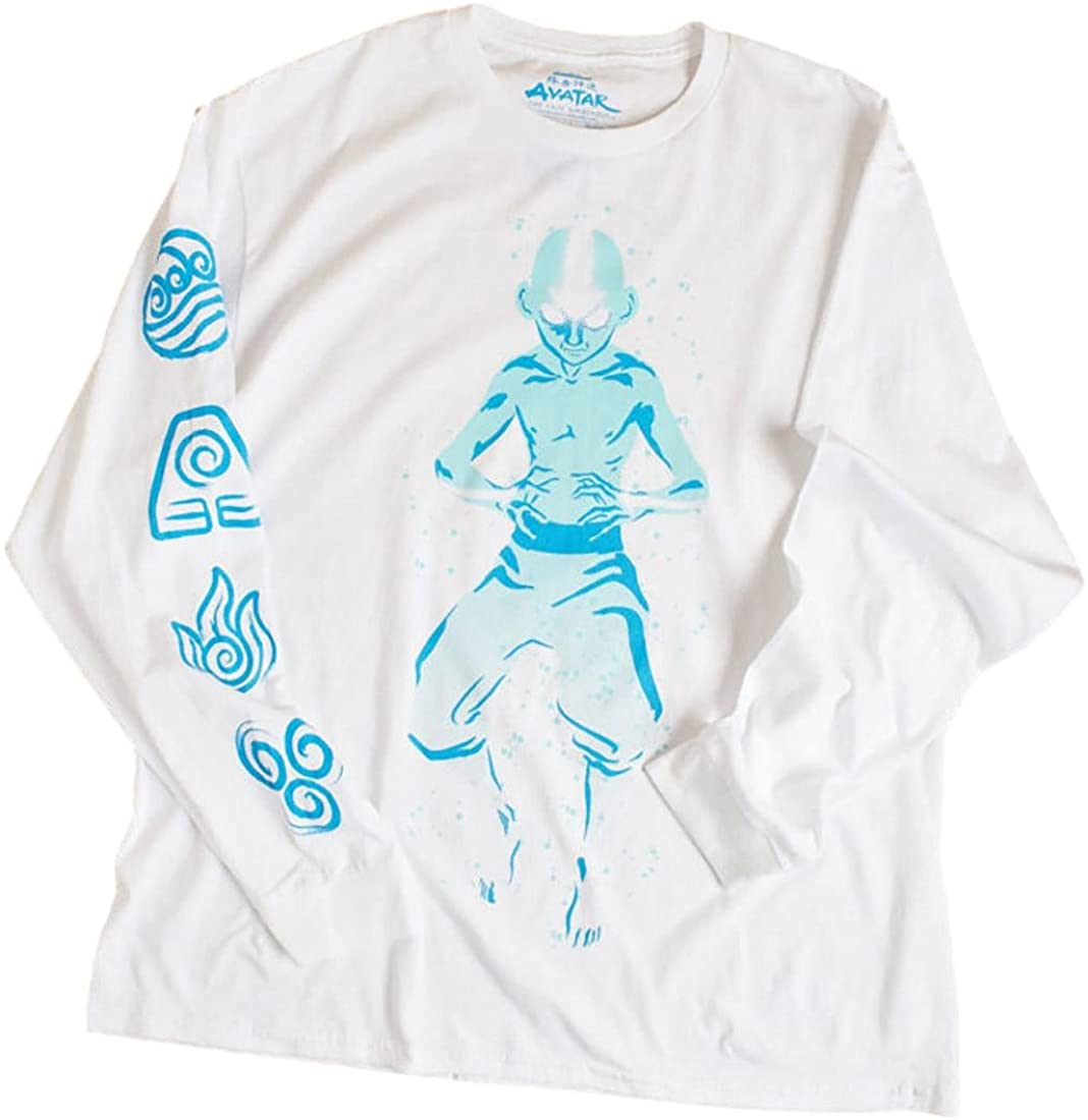 Avatar The Last Airbender Long Sleeve Shirt Exclsuive