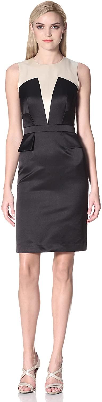 Martin Grant Women's Faux Bustier Dress