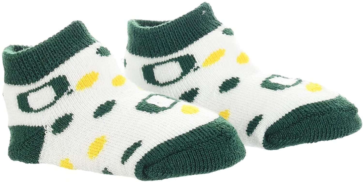 TCK Oregon Ducks Toddler Socks Low Cut Little Fan