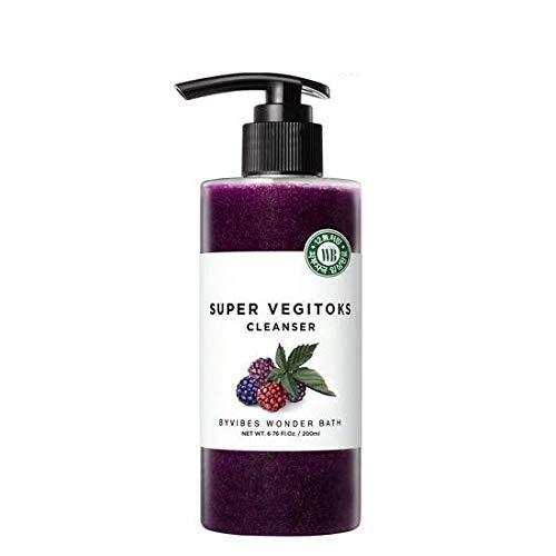 Choson A Wonder Bath Super Vegetable Cleanser 200ml # Purple/CHOSUNGAH WONDER BATH Super Vegitoks Cleanser #Purple [Parallel Import]