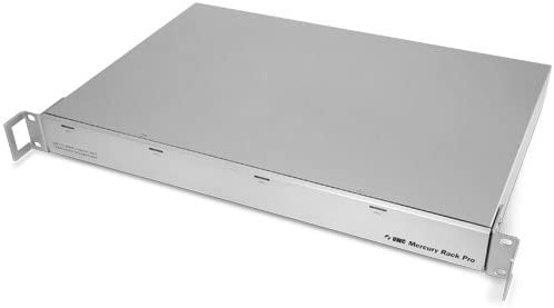 8.0TB OWC Mercury Rack Pro 4 Bay eSATA, FW 800, FW 400 & USB 3.0 1U Rackmount Hardware RAID