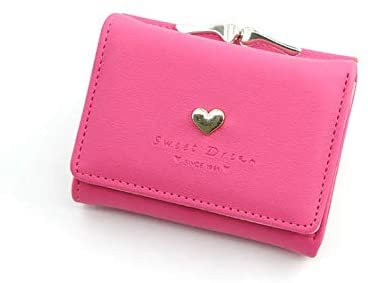SCYROX Small Zip Around Wallet Women's RFID Credit Card Holder Mini Coin Purse