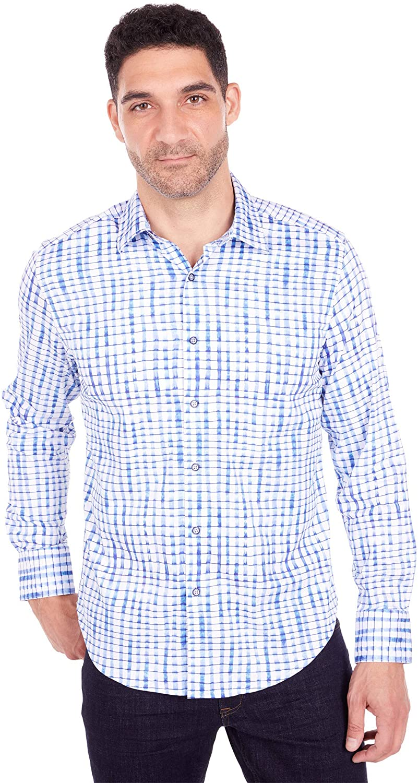 Robert Graham Men's Andres L/S Woven Shirt