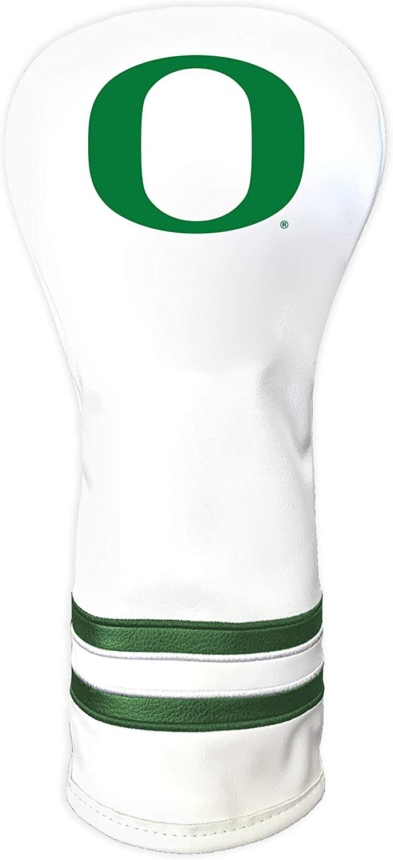 Team Golf NCAA Alabama Crimson Tide White Vintage Fairway Golf Club Headcover