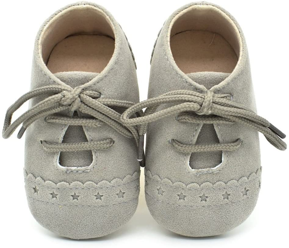 Lace-up Baby Shoes Flashing Single Shoes Toddler Shoes Baby Toddler Shoes Sneaker Anti-Slip Soft Sole Lace Up Shoes