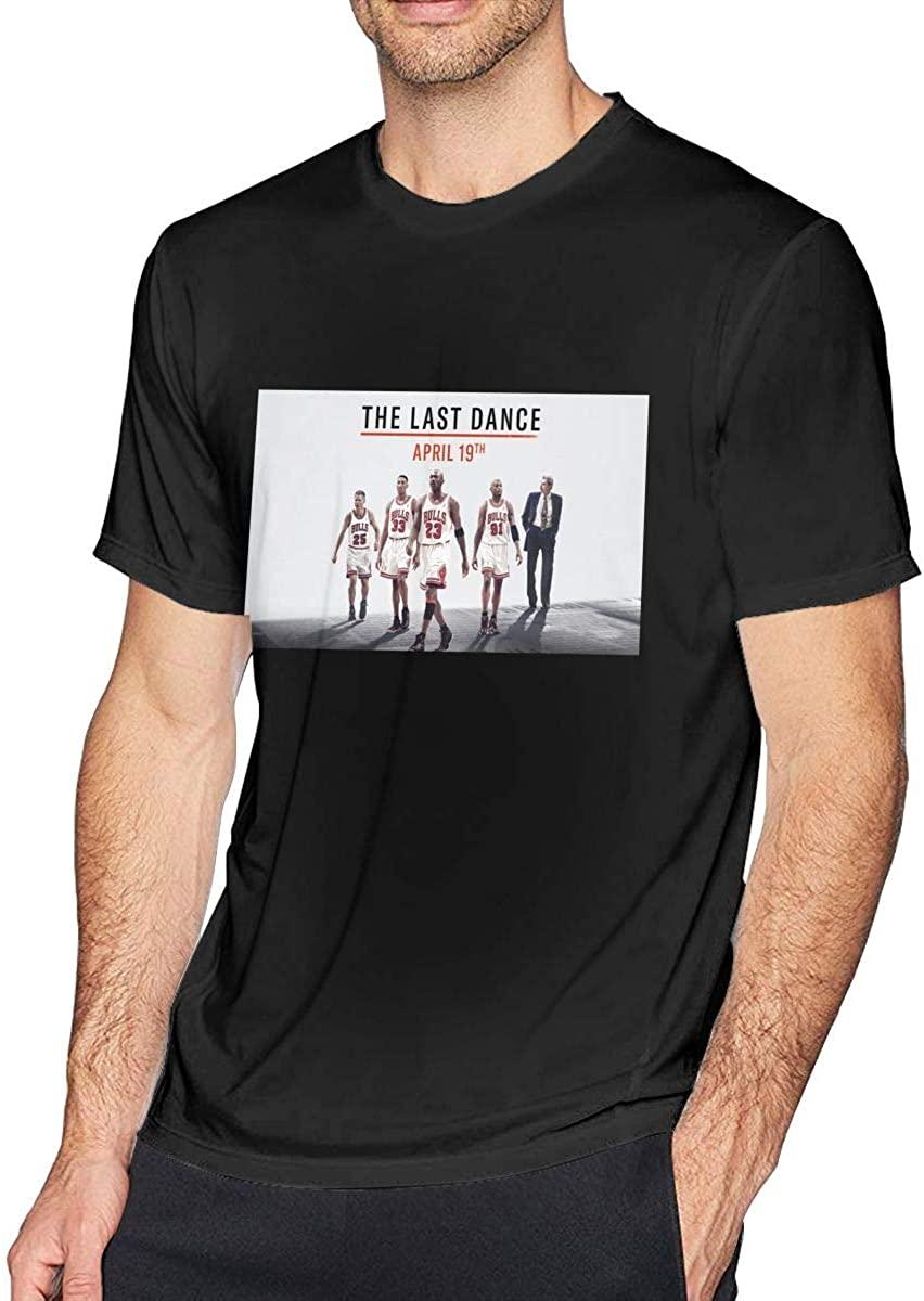 The Last Dance Men's Short T Comfortable Stylish