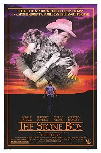 Stone Boy - Authentic Original 27x41 Rolled Movie Poster