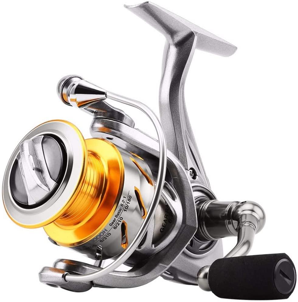 Danoensit 6.2:1 4.7:1 Anti-Corrosion 2000H 3000H 4000H 5000 6000 Spinning Fishing Reel 11BB Saltwater Fishing Reel Wheel