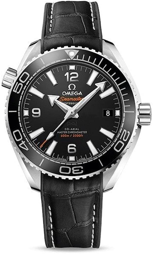 Omega Seamaster Planet Ocean Automatic Mens Watch 215.33.40.20.01.001