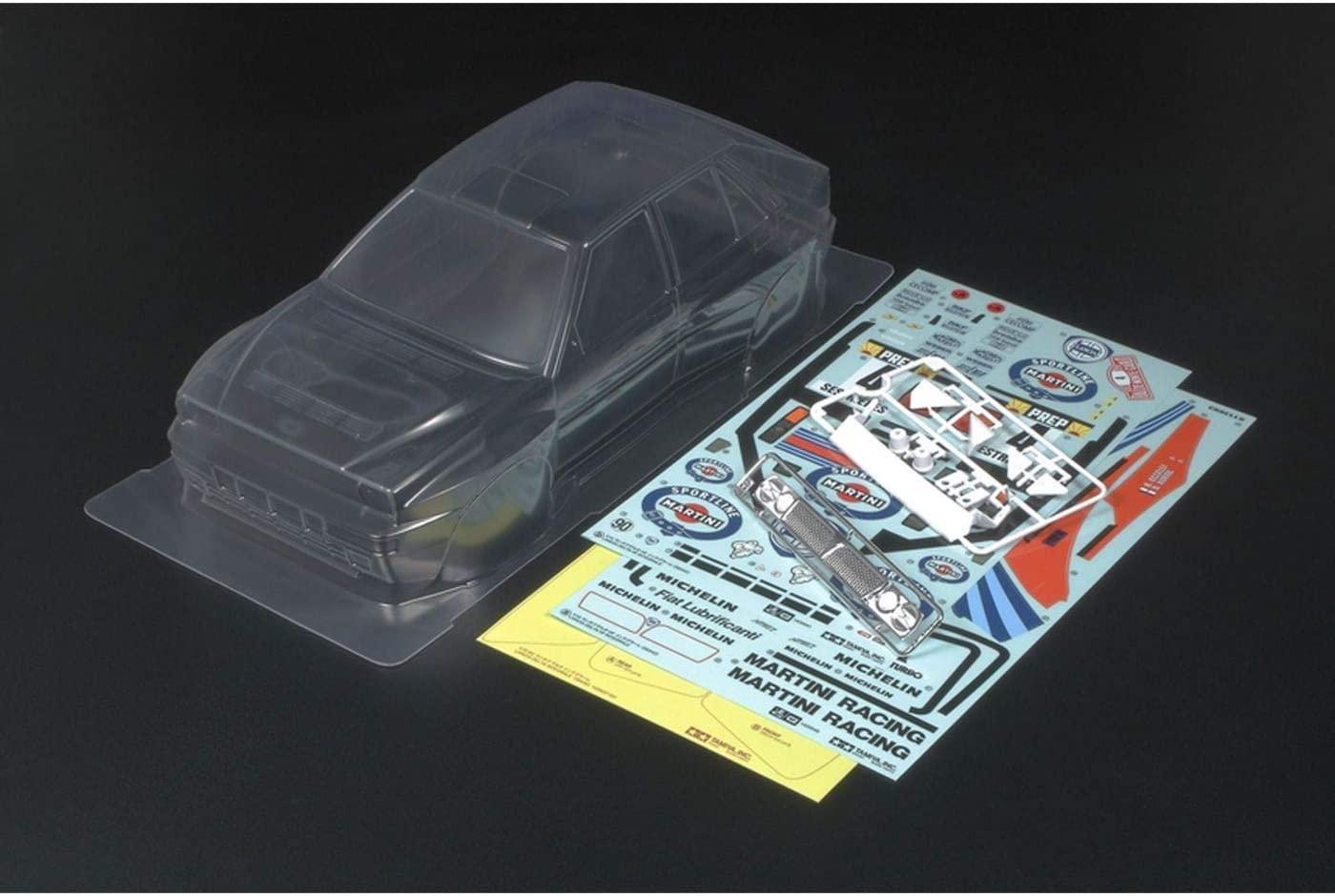 Tamiya 300051401Body Set Lancia Delta HF Integrale
