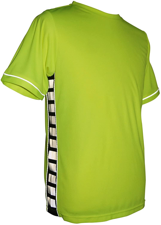 Missing Link High Performance Tee (HiViz Green, 4X-Large)