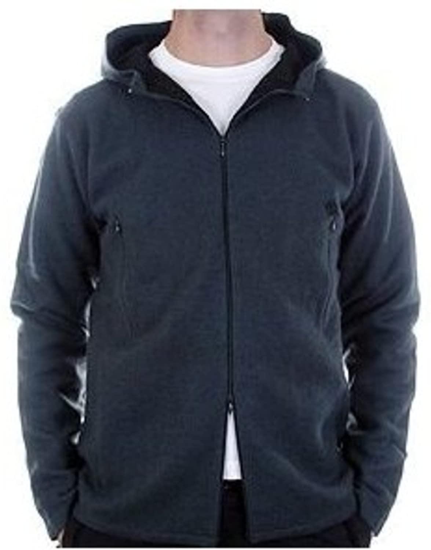 Massimo Osti Hooded top Long Sleeve Oil Blue Knitwear