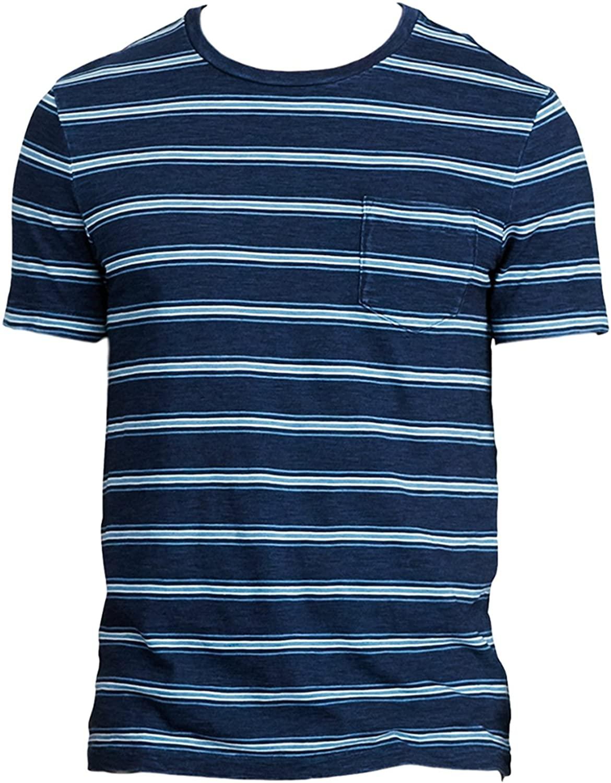 Polo Ralph Lauren Men's Custom-Fit Striped Short-Sleeve T-Shirt