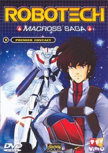 Robotech - Macross Saga, Vol. 1 : Premier contact