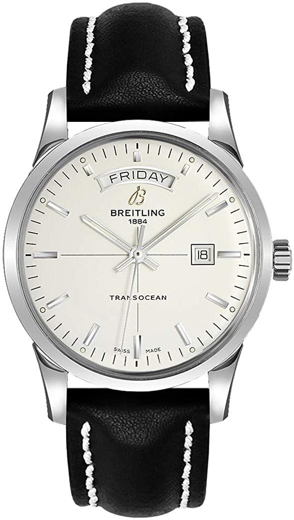 Breitling Transocean Day Date Men's Watch A4531012/G751-435X