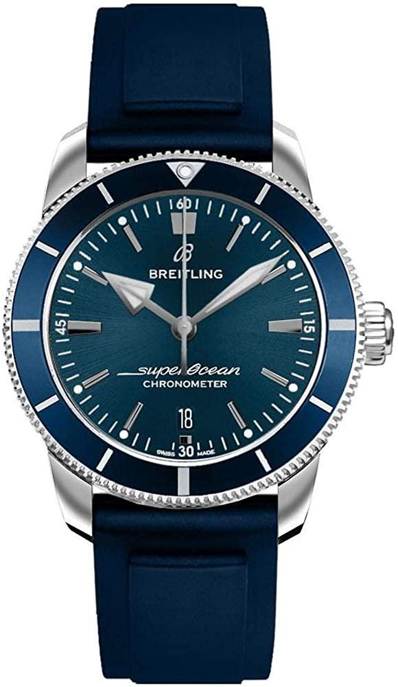 Breitling Superocean Heritage Blue Dial Men's Watch AB203016/C955-145S