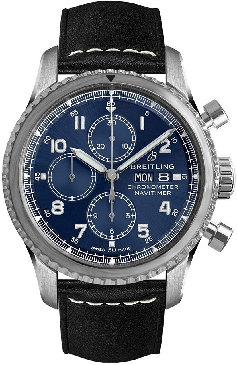 Breitling Navitimer 8 Chronograph 43 A13314101C1X1 Men's Watch