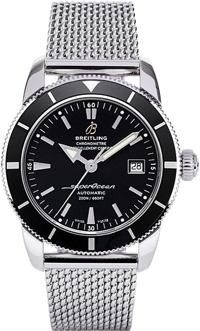 Breitling Superocean Heritage Men's Auto Watch - A1732124-BA61-154A