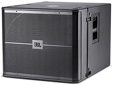 JBL Professional VRX918SP High-Power Powered Flying Subwoofer, 18-Inch