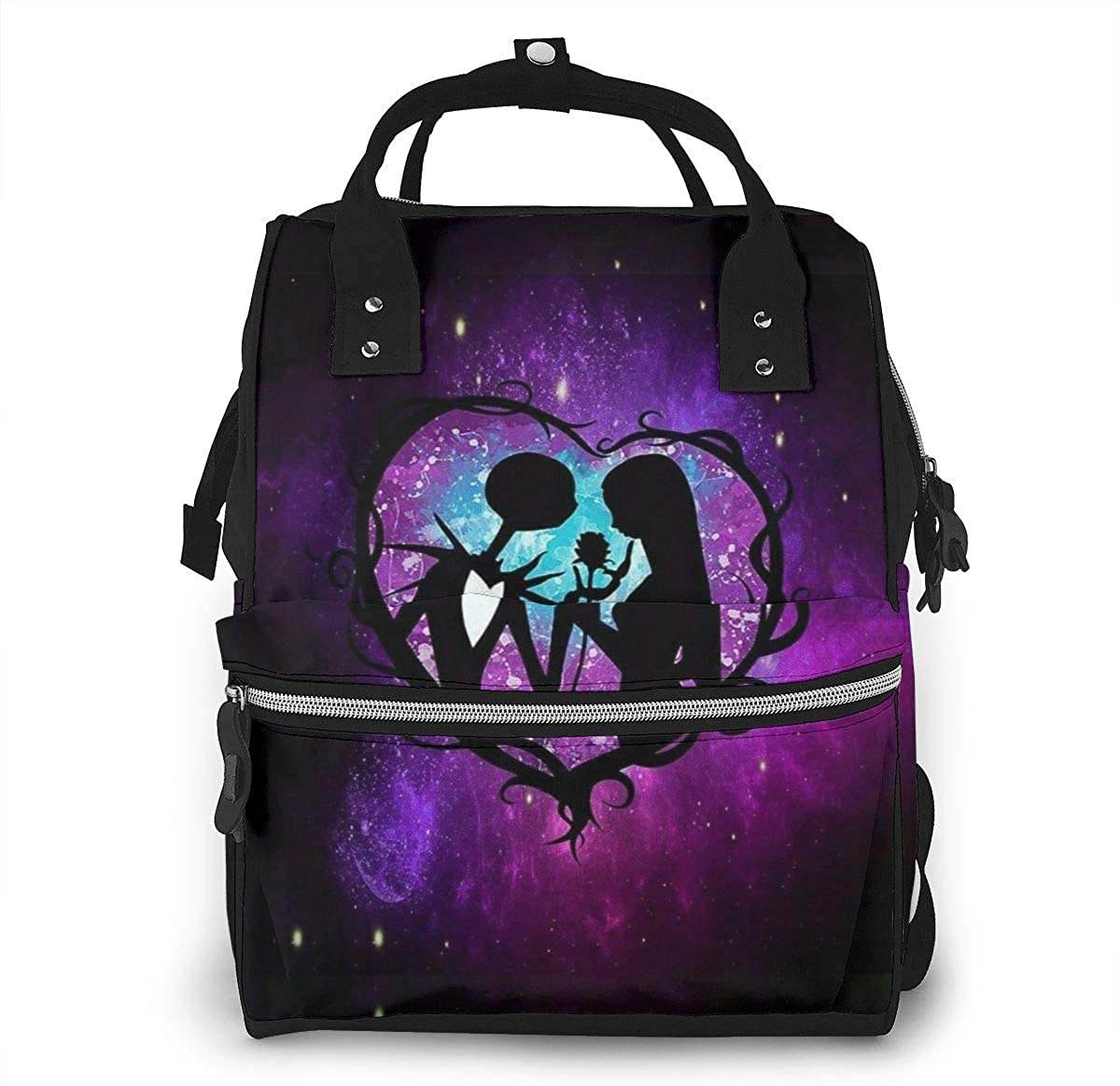 Diaper Bag Backpack The Nightmare Before Christmas Baby Nappy Changing Bags