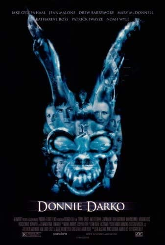 HOTSPEED Donnie Darko Poster Canvas Wall Art Oil Paintings Paintings for Living Room Canvas Wall Art Print Decor Modern Artwork 16x24in 40x60cm Framed