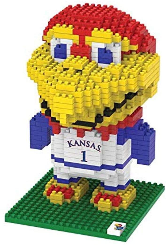 FOCO NCAA 3D BRXLZ Building Blocks - Mascots