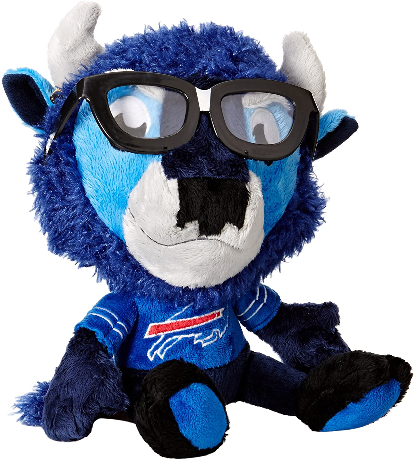 Fabrique Innovations NFL Study Buddy Mascot Plush Toy, Buffalo Bills