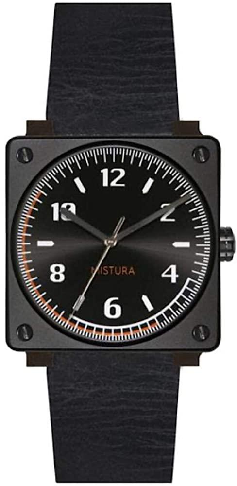 Mistura M35 Wooden Watch, Handmade Watch