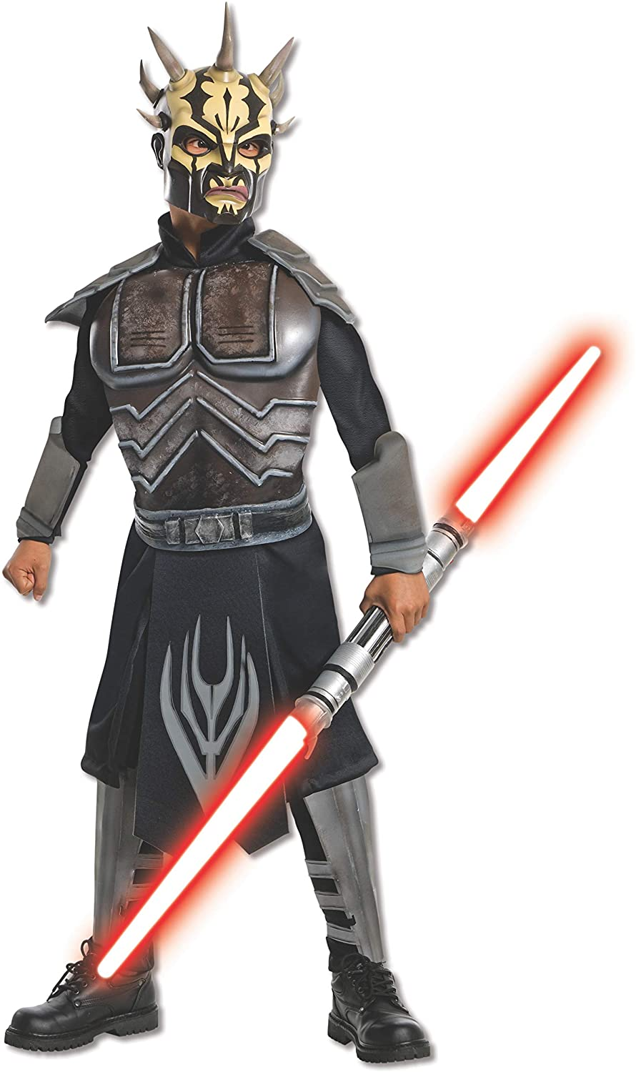Star Wars Savage Opress Deluxe Muscle Chest Costume - Small