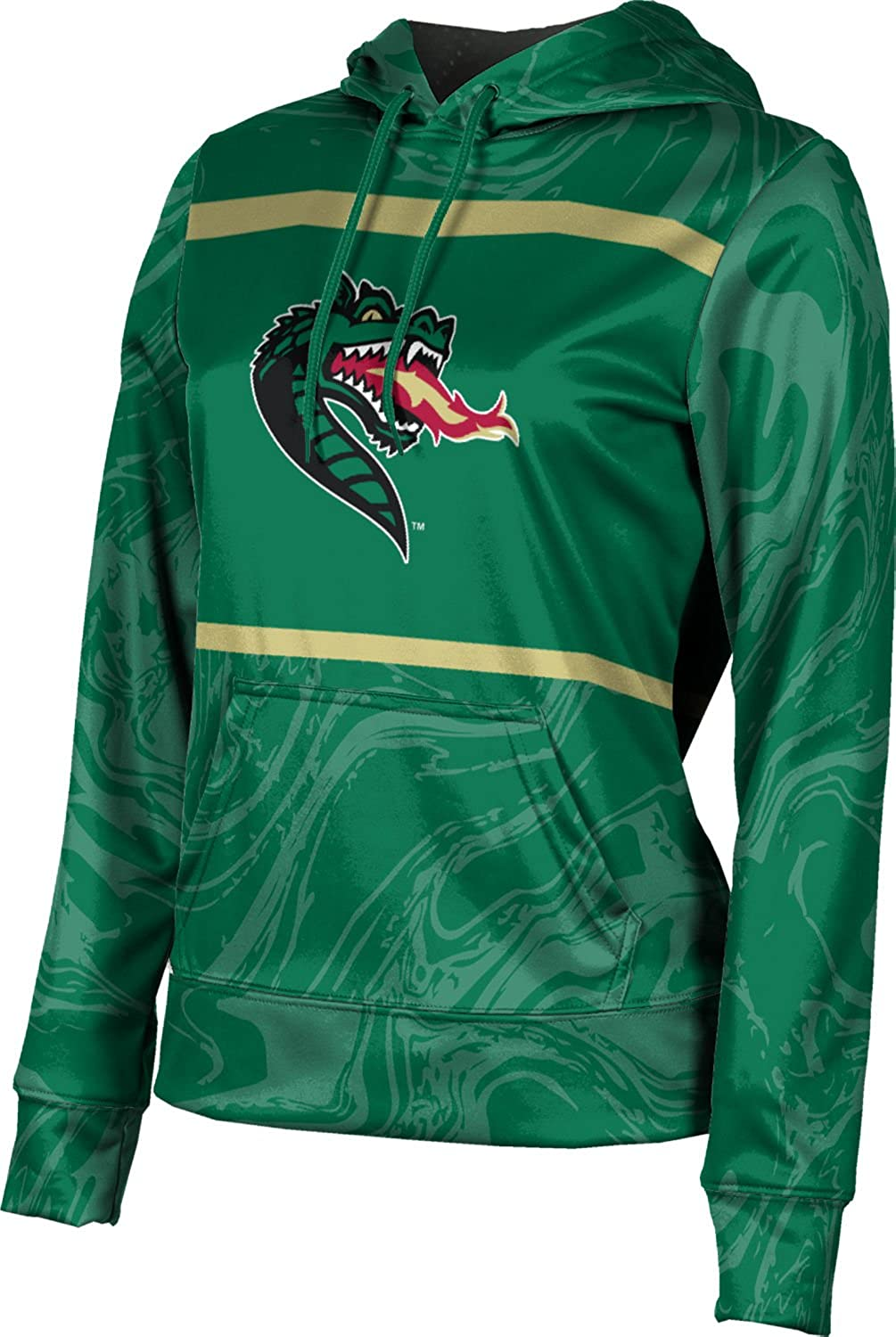 ProSphere University of Alabama at Birmingham Girls' Pullover Hoodie, School Spirit Sweatshirt (Ripple)