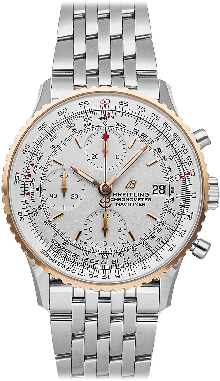 Breitling Navitimer Mechanical (Automatic) Silver Dial Mens Watch U13324211G1A1