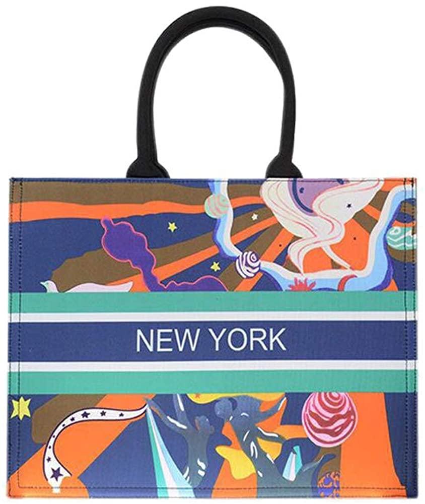 Forsch Purses for Women Tote Bag Laptop Bag Shoulder Handbags for Women | Beach | Travel | Shopping | Office | School