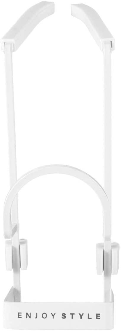 Hemoton Kitchen Sponge Holder, Sink Basket Sink Caddy Sink Tray for Kitchen Accessories, for Home Restaurant Kitchen Bathroom (White)