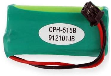 Empire Cordless Phone Battery, Works with Uniden D1788 Cordless Phone, (NiMh, 2.4V, 750 mAh) Ultra Hi-Capacity Battery