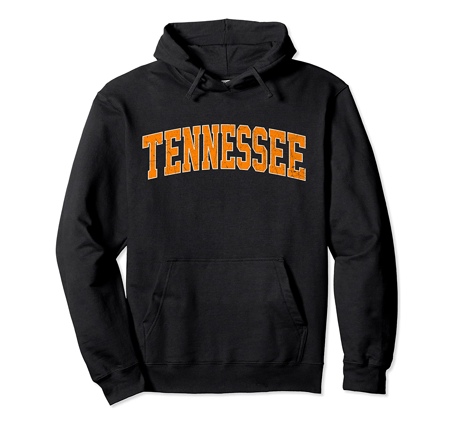 Tennessee TN vintage Athletic University & College Style Pullover Hoodie