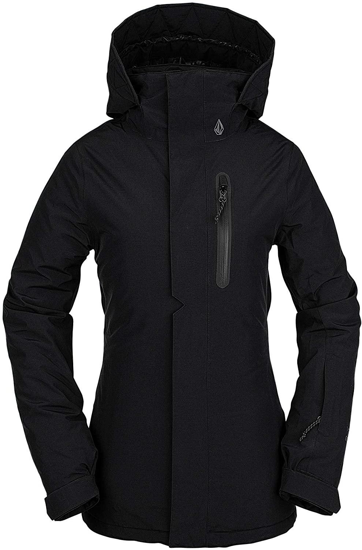 Volcom Snow Eva Insulated Gore-TEX Jacket Black MD