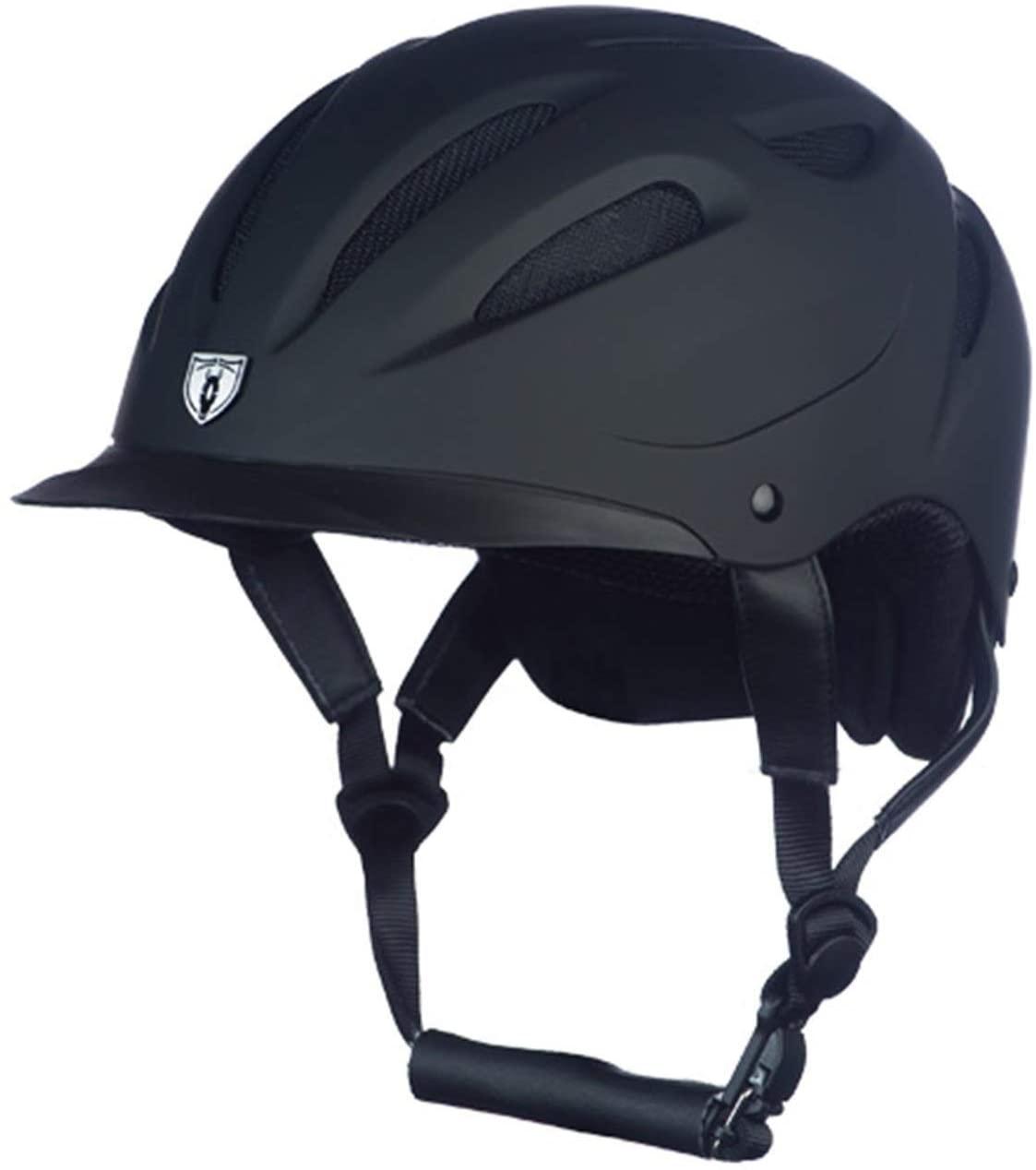 Tipperary Sportage Hybrid Helmet S Black/Black