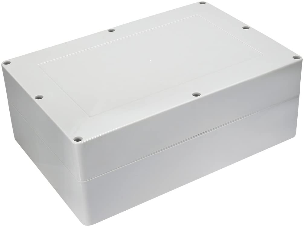 uxcell ABS Junction Box Universal Project Enclosure 14.96