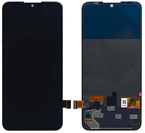 TheCoolCube Digitizer LCD Display Touch Screen Assembly Replacement for Motorola One Zoom XT2010 Xt12010-1 6.39 inch (Black)