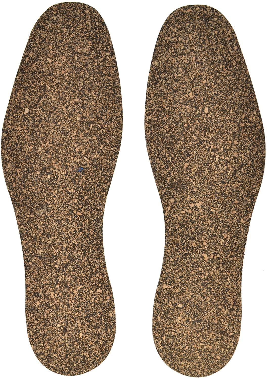 Dasco Men's Cork Insoles - Size US 11