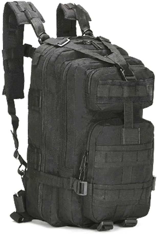 Jipemtra Tactical First Aid Bag MOLLE EMT IFAK Backpack Trauma First Aid Responder Medical Backpack Utility Bag Military Tactical Rucksack Emergency