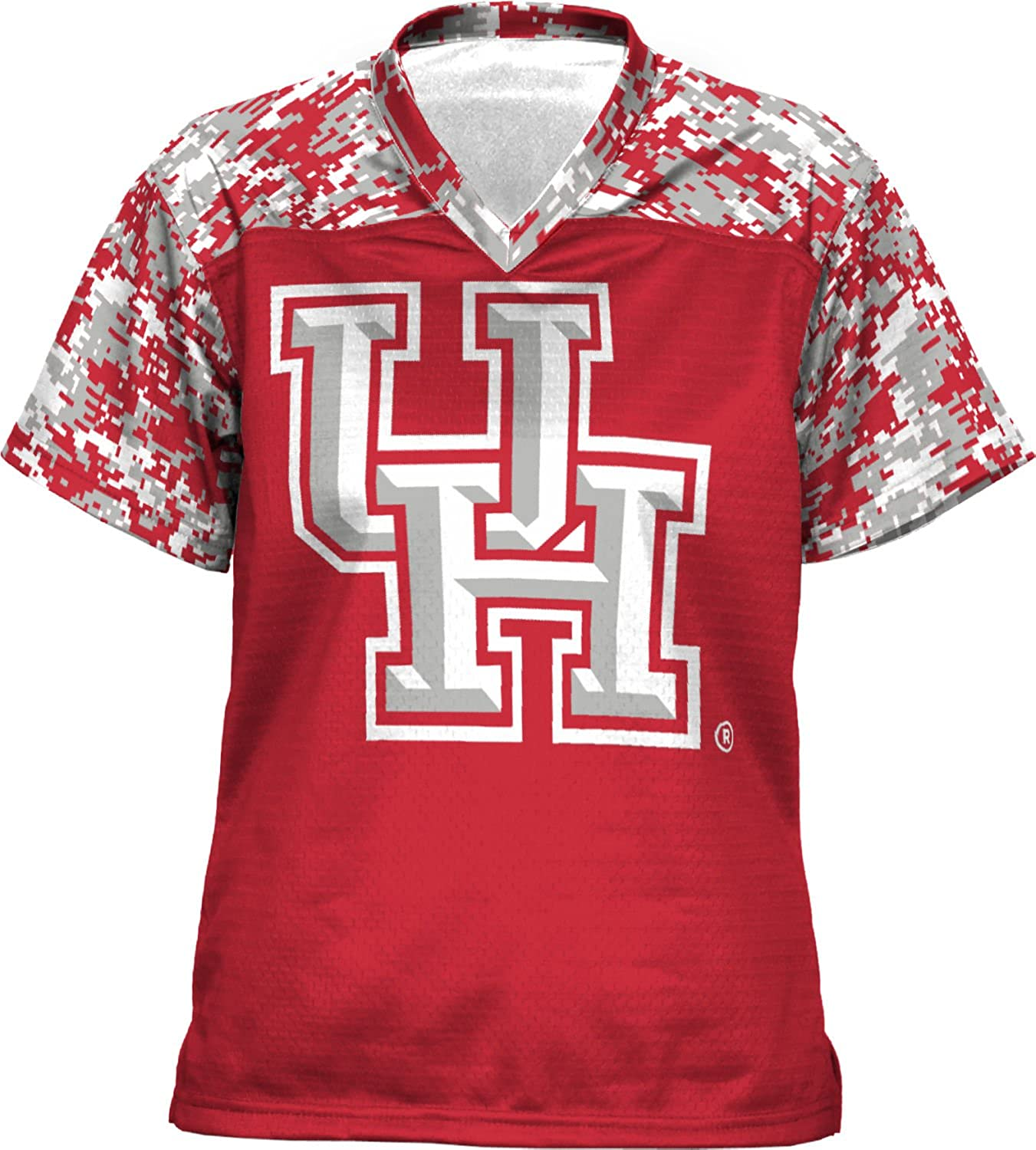 ProSphere University of Houston Girls' Football Jersey (Digital)