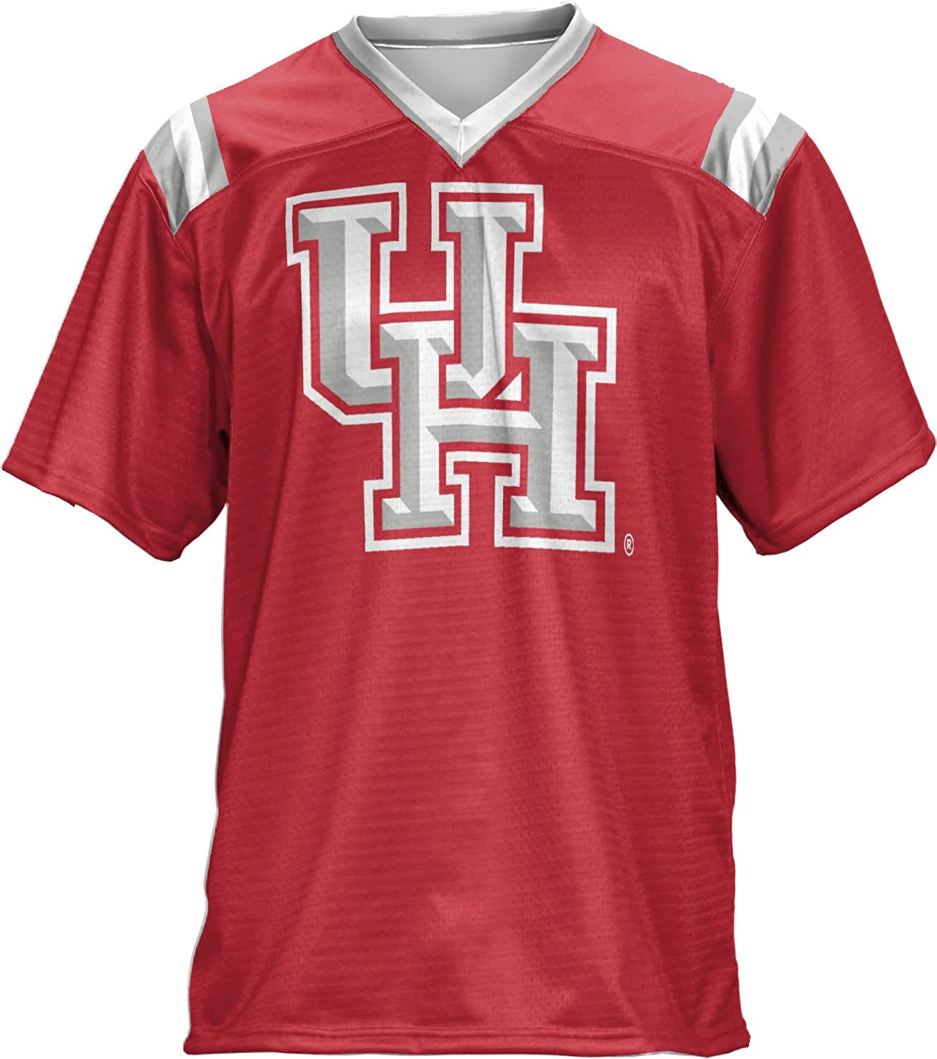 ProSphere University of Houston Boys' Football Jersey (Goal Line)