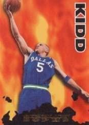 1995 Hoops #202 Jason Kidd SS Near Mint/Mint