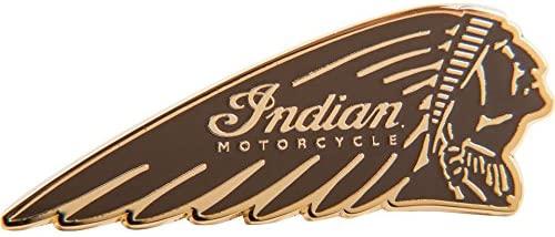 Indian Motorcycle Headress Pin Badge